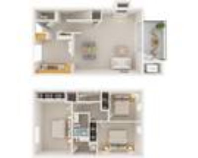 New Carrollton Woods - Three Bedroom Townhome