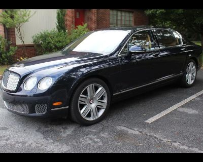 2010 Bentley Continental Flying Spur FLYING SPUR