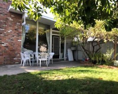 $1190 Big Furnished private room in Palo Alto house for rent July15.