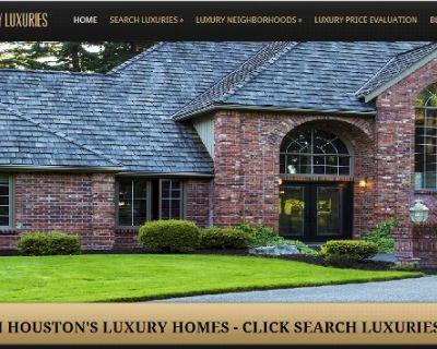 Your Next Houston Mansion, Luxury Estate or Luxury Neighborhood