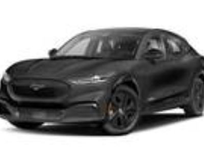 2021 Ford Mustang Black