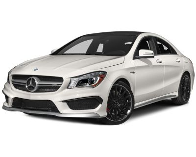 Pre-Owned 2014 Mercedes-Benz CLA CLA 45 AMG 4MATIC Coupe