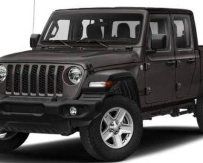 2020 Jeep Gladiator Sport S