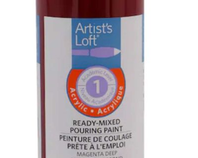 Acrylic Ready-Mixed Pouring Paint by Artist's Loft