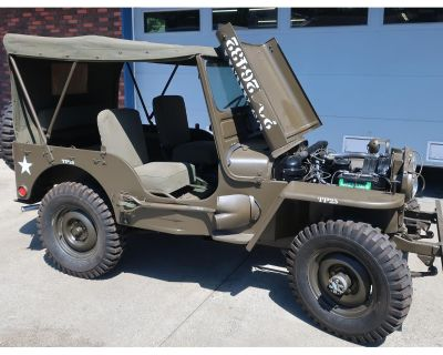 1947 Willys M38A1