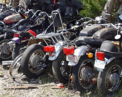 WTB $$ CASH FOR OLD JUNK MOTORCYCLES $$ cash today