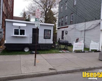 Barbecue Concession Trailer / Food Trailer with 2020 Kitchen Build-Out