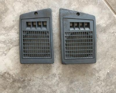 Rabbit speaker grilles