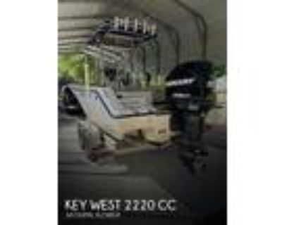 22 foot Key West 2220 CC