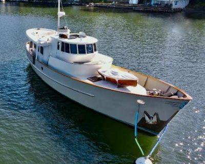 1967 Cammenga North Sea Trawler