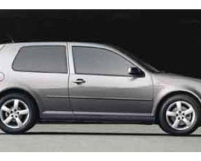 2004 Volkswagen Golf GTI 1.8T