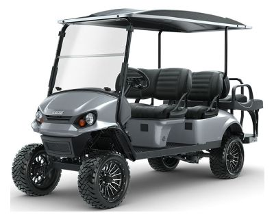 2021 E-Z-GO Express L6 72-Volt Electric Golf Carts Jackson, TN