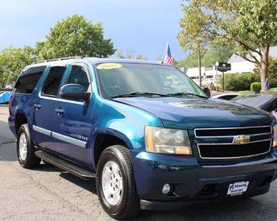 2007 Chevrolet Suburban LT