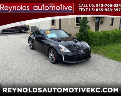 Used 2014 Nissan Z 370Z Touring Coupe