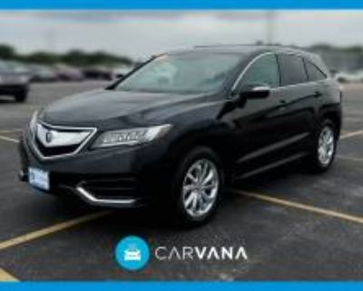 2018 Acura RDX FWD with AcuraWatch Plus