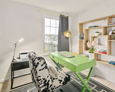 Ste Gannon Way Hosted by Newman Hospitality - Sprightly - Remote worker paradise, private office, blazing 300 bpi Wifi, Premium Mattress, self check-in, Superhost support! - Countryside