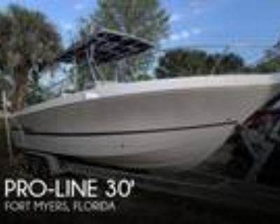 30 foot Pro-Line 30 Sport Center Console