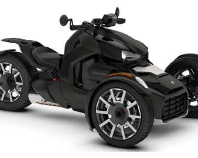 2020 Can-Am Ryker Rally Edition 3 Wheel Motorcycle Albuquerque, NM