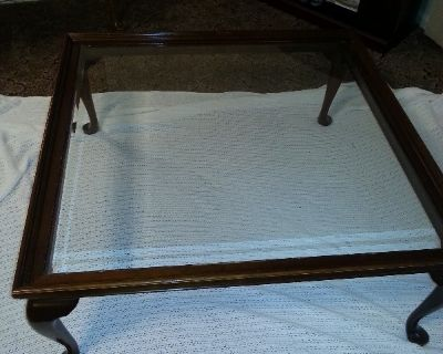 Stickley Queen Anne Coffee table