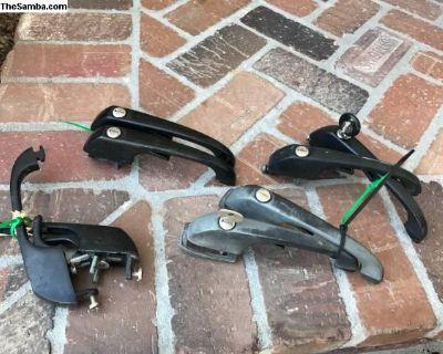 Vanagon front door handles