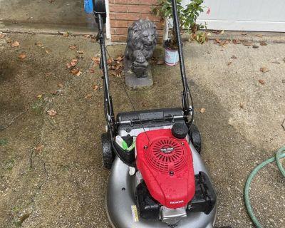 FS/FT Honda key start lawnmower