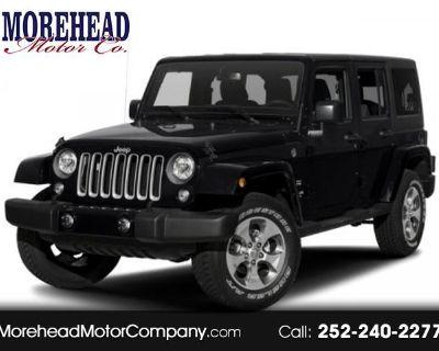 2017 Jeep Wrangler Unlimited 75th Anniversary 4x4 *Ltd Avail*