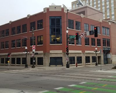 Radius Building Office Space for Lease