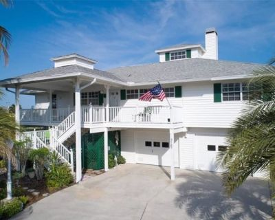Beautiful house / charming Island / great fishing, manatees, dolphins and more - Saint James City