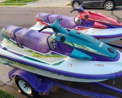1997 Yamaha Boats Wave Ventures