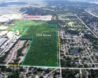 100+- ac for 511 Homes or Townhouse in Bradenton