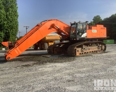 2014 (unverified) Hitachi ZX870LC-5B Track Excavator