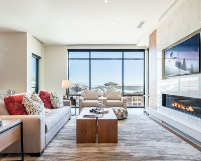 Ski-In, Ski-Out Penthouse   Exquisite All-Suite Condo   Pool, Gym & Clubroom - Park City