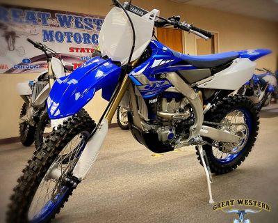 2020 Yamaha YZ250FX Motorcycle Off Road Statesville, NC