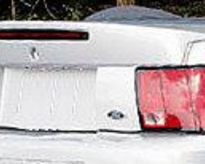 Cobra 03/l Style Spoiler Mustang 1999-04