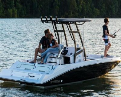 2021 Yamaha Boats 190 FSH Sport