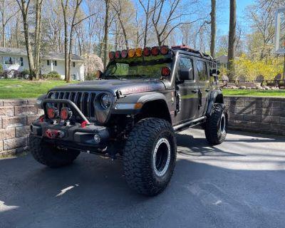 New Jersey - 2020 Jeep JLU $58k