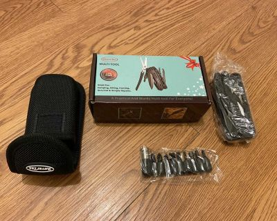 RoverTac Multitool Camping Gear - NEW