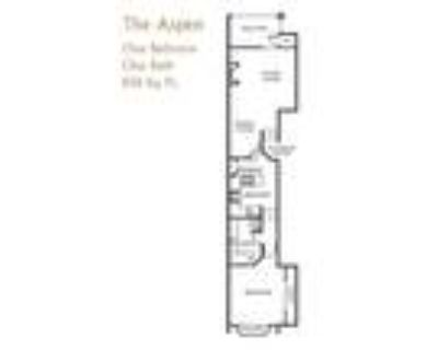 The Brownstone Townhomes - The Aspen