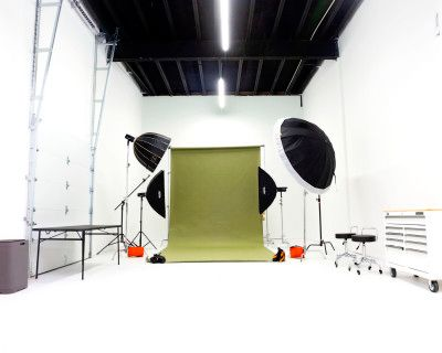 Industrial Warehouse Photography Studio Space, Norfolk, VA
