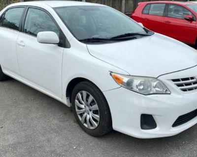 2013 Toyota Corolla LE