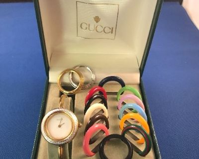 Jewelry Auction - New & Vintage Sterling and Timepieces (Watches) Treadway