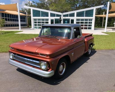 1964 Chevrolet 1/2-Ton Pickup