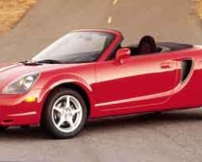 Pre-Owned 2000 Toyota MR2 Spyder RWD Convertible