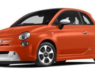 2013 FIAT 500 500e