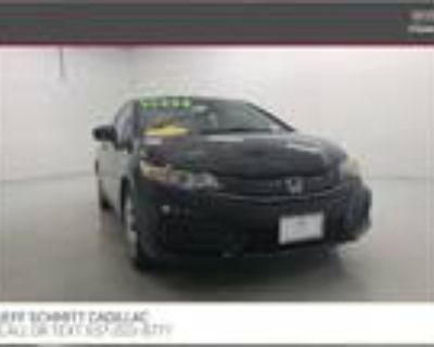 2014 Honda Civic Black, 108K miles