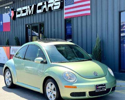 2007 Volkswagen New Beetle Base