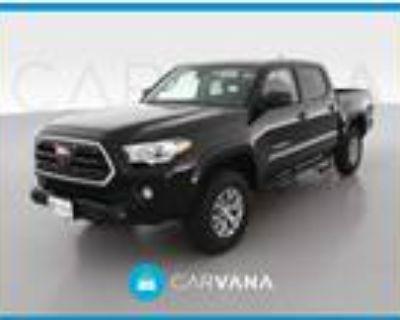 2018 Toyota Tacoma Black, 17K miles