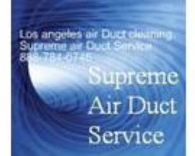 Los Angeles Air Duct Cleaning [phone removed]