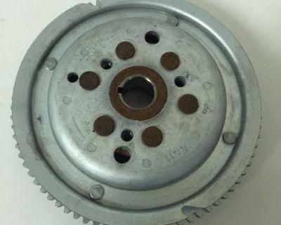 2010 Yamaha 60 Hp F60tlr 4-stroke Flywheel / Rotor #6c5-81450-00-00