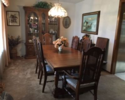 Great formal or family Dining Room Set